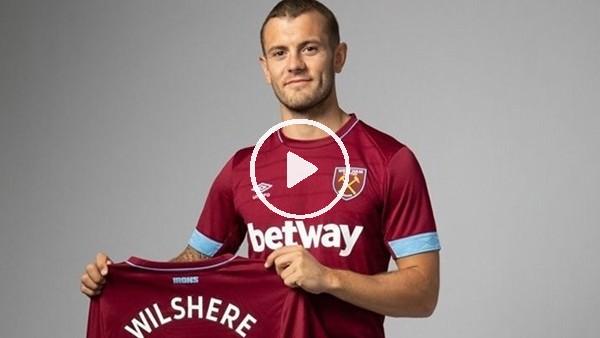 'West Ham, Jack Wilshere transferini böyle duyurdu