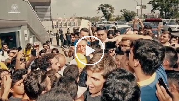 Fenerbahçe'den 19.07 Dünya Fenerbahçeliler günü paylaşımı