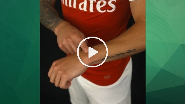 'Arsenal, Lucas Torreira transferini bu videoyla duyurdu
