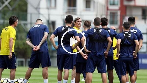 FutbolArena, Fenerbahçe'nin idmanında