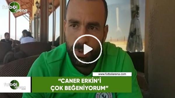 """Mehmet Uslu: """"Caner Erkin'i çok beğeniyorum"""""""