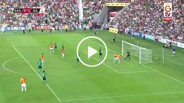 'Sinan Gümüş'ün Sakaryaspor'a attığı gol