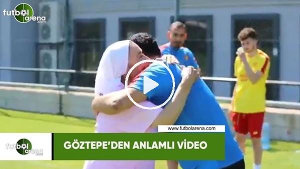 Göztepe'den anlamlı video!
