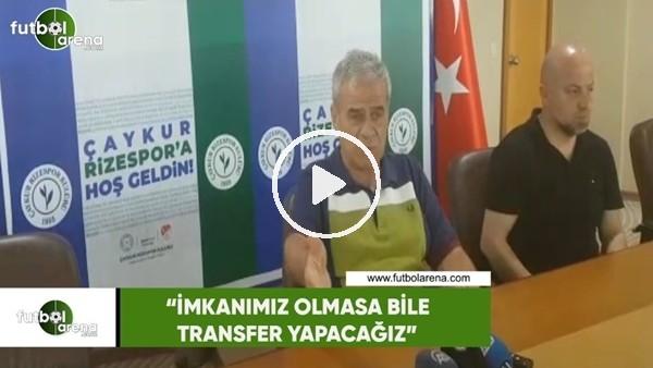 """Hasan Kemal Yardımcı: """"İmkanımız olmasa bile transfer yapaycağız"""""""