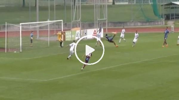 Hugo Rodallega'nın Triglav Kranj'a attığı muhteşem gol