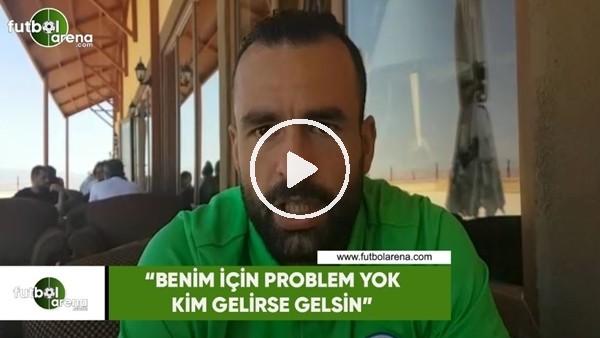 """Mehmet Uslu: """"Benim için problem yok kim gelirse gelsin"""""""