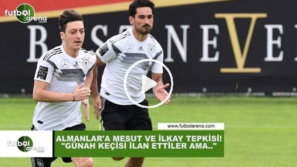 """Olcay Şahan'dan Almanlar'a Mesut ve İlkay tepkisi!""""Günah keçisi ilan ettiler ama..."""""""
