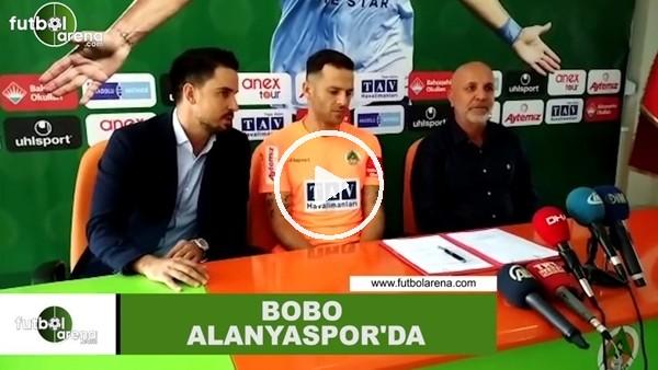 Alanyaspor, Bobo'yu transfer etti
