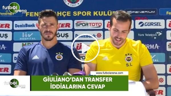Giuliano'dan transfer iddialarına cevap