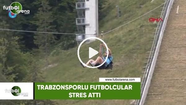 Trabzonspor'da antrenman iptal edildi, futbolcular stres attı!