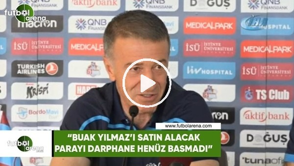 """Ahmet Ağaoğlu: """"Burak Yılmaz'ı satın alacak parayı darphane henüz basmadı"""""""