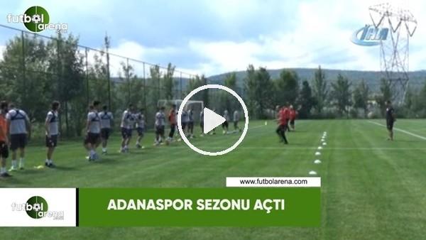 'Adanaspor sezonu açtı