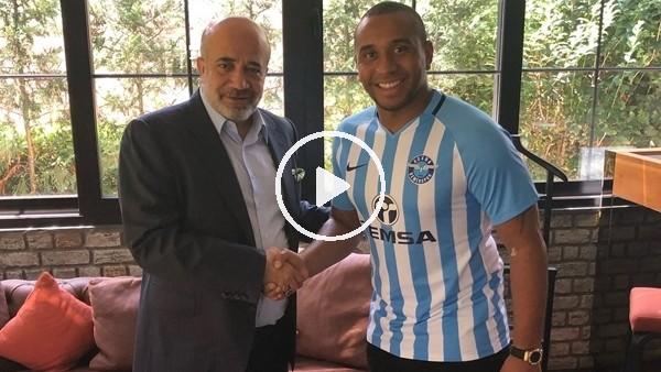 'Anderson, Adana Demirspor ile 3 yıllık sözleşmeye imza attı