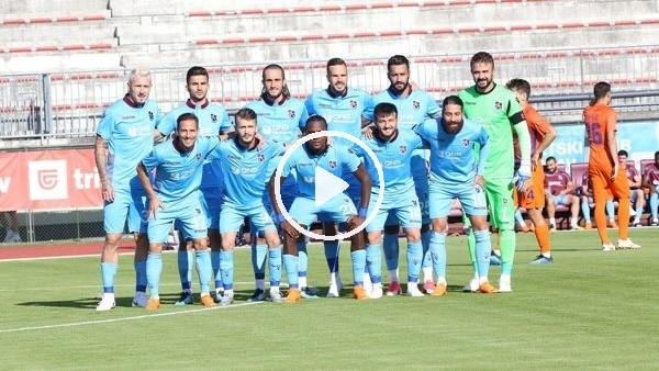 Trabzonspor 1-4 Spartak Moskova (Maç özeti ve golleri)