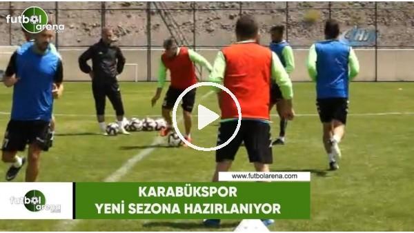 Karabükspor yeni sezona hazırlanıyor