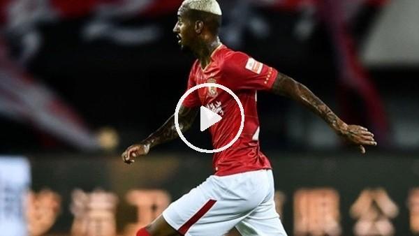 Talisca, Çin Ligi'nde gollerine devam ediyor!
