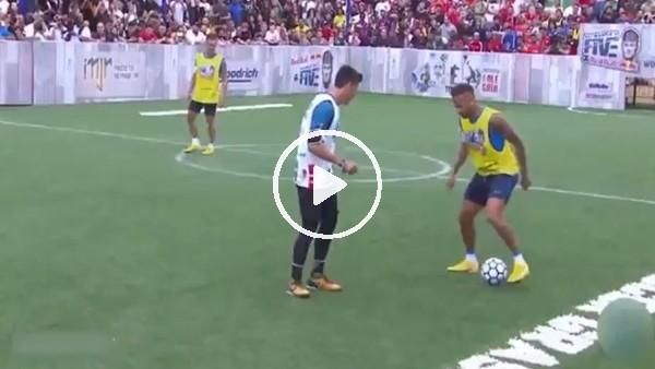 'Neymar topu kaybedince çirkinleşti!
