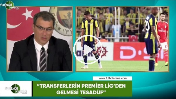 """Damien Comolli: """"Transferlerin Premier Lig'den gelmesi tesadüf"""""""
