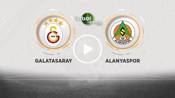 FutbolArena TV'de Galatasaray - Alanyaspor maçı sonrası değerlendirmeler