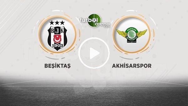 FutbolArena TV'de Beşiktaş - Akhisarspor maçı sonrası değerlendirmeler