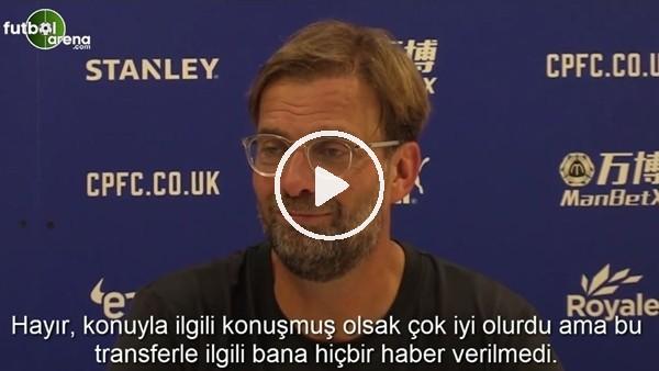 'Jürgen Klopp'tan Loris Karius açıklaması