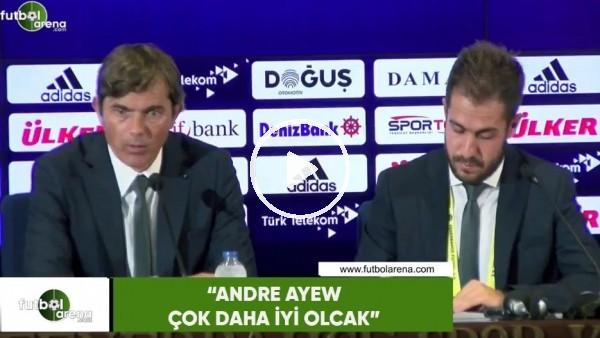 """Phillip Cocu: """"Andre Ayew çok daha iyi olacak"""""""