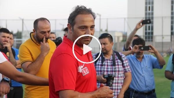 'Eskişehirsporlu futbolcular antrenmana çıkmadı