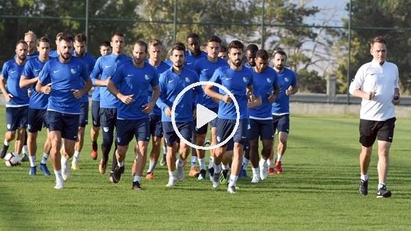 'Erzurumspor'da Başakşehir maçı hazırlıkları