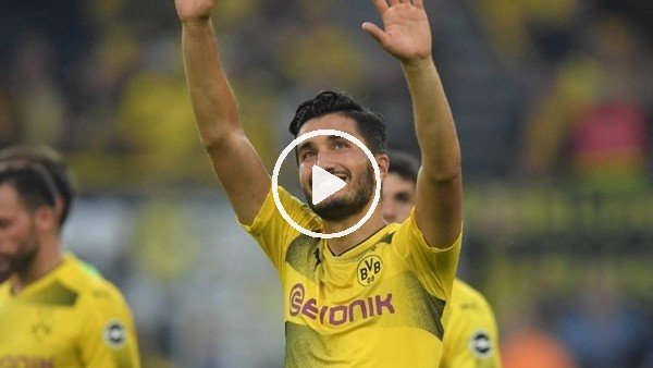 'Borussia Dortmund'tan Nuri Şahin'e teşekkür videosu