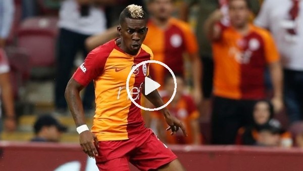 Henry Onyekuru'nun golünde GS TV!