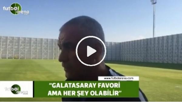 Rıza Çalımbay'ınn Süper Kupa görüşü