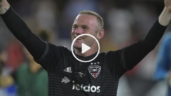 Wayne Rooney'den tarihe geçecek asist