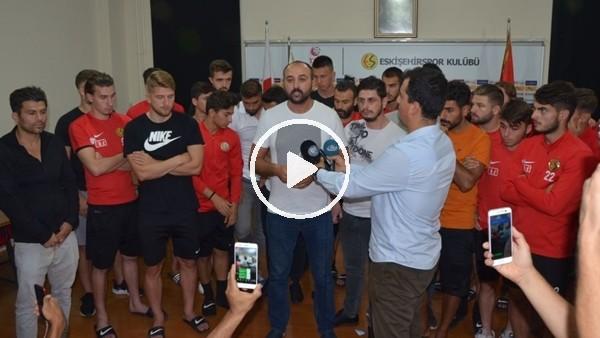 'Eskişehirspor'da tarihi bekleyiş