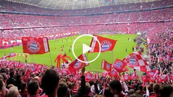 'Bayern Münih stadı yeni sezona hazır!