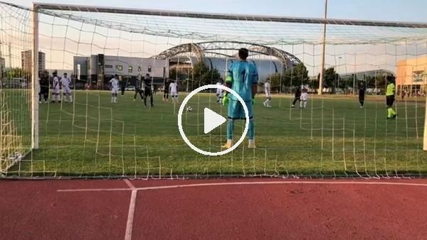 Deniz Türüç'ün Gençlerbirliği'ne penaltıdan attığı gol