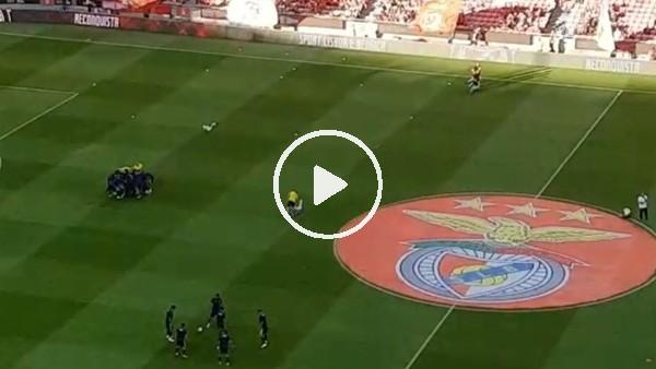 Fenerbahçeli futbolcular son taktikleri konuşuyor