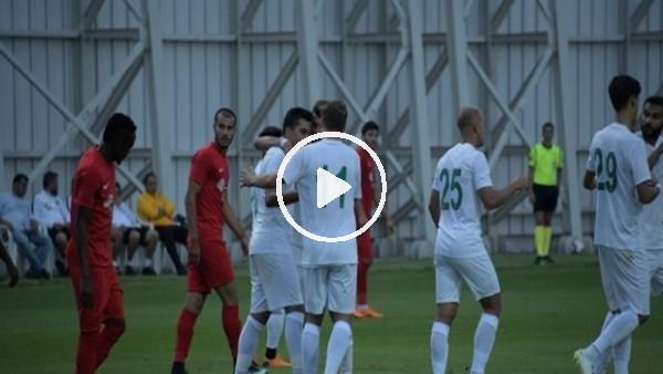 'Konyaspor, Eskişehirspor ile 3-3 berabere kaldı