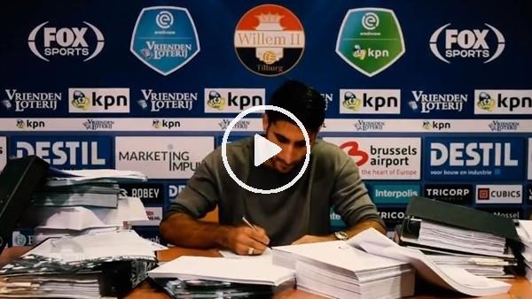 Willem II, Aras Özbiliz'i kiraladı!