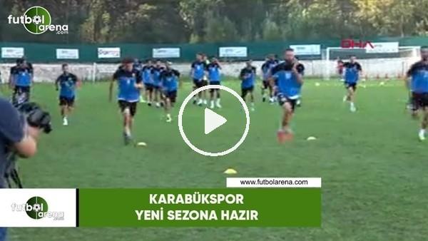 'Karabükspor yeni sezona hazır