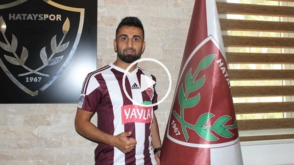 Gökhan Karadeniz, Hatayspor'a transfer oldu