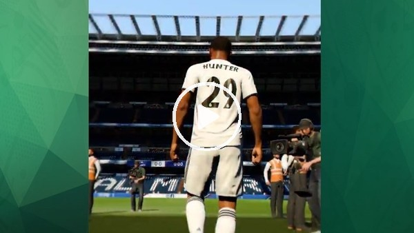 ' Real Madrid, FIFA 2019'da Alex Hunter'i transfer etti