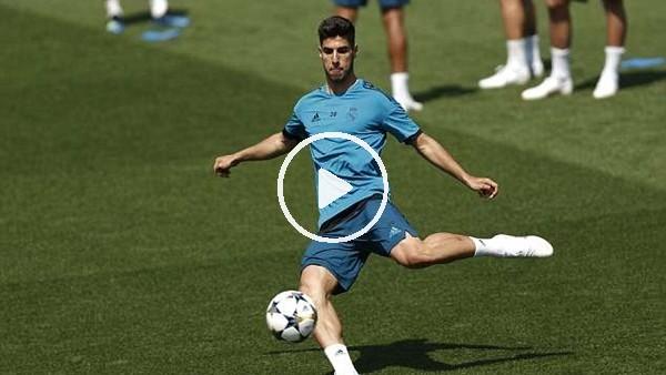 'Marco Asensio'dan idmanda klas gol