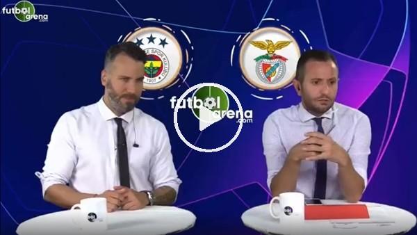 'FutbolArena TV'de Fenerbahçe - Benfica maçına doğru
