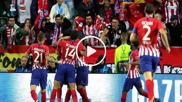 'Diego Costa'nın Real Madrid'e 50. saniyede attığı gol