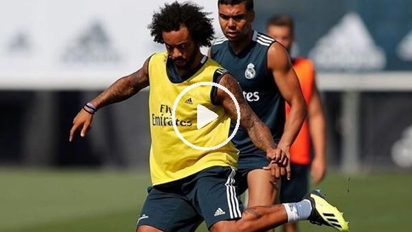 Marcelo değişik hareketler peşinde...