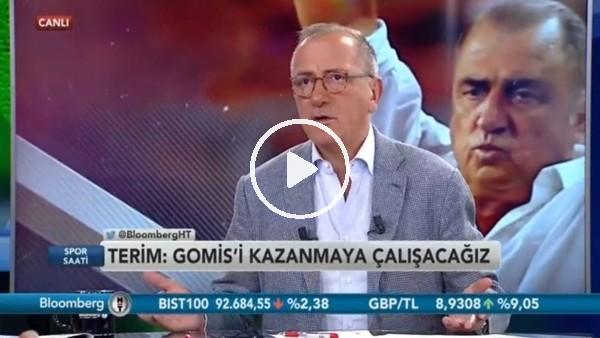 """Fatih Altaylı'dan şok sözler! """"Gomis denen alçak...."""""""