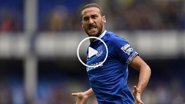 Everton Teknik Direktörü Marco Silva'dan Cenk Tosun'a övgüler
