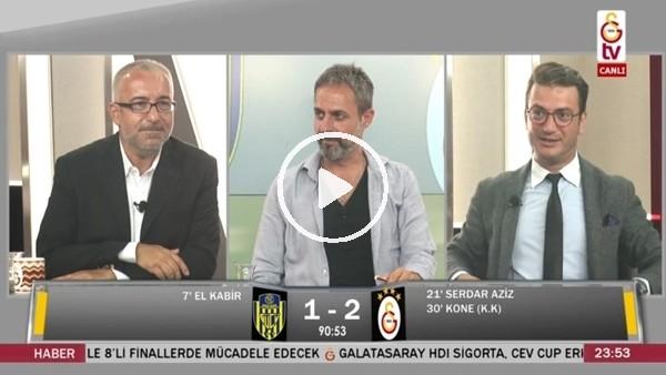 Eren Derdiyok'un Ankaragücü'ne attğı golde GSTV!