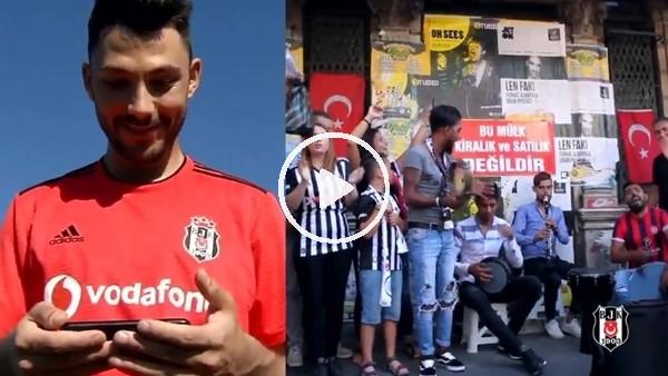 Beşiktaş'tan Enzo ve Tolgay Arslan'a doğum günü sürprizi
