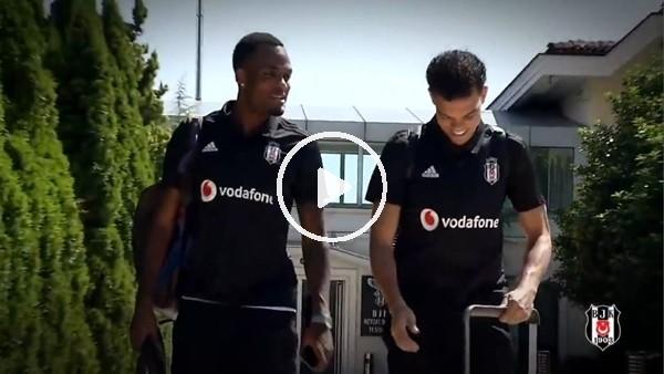 Beşiktaş'ın LASK Linz maçı yolculuğu